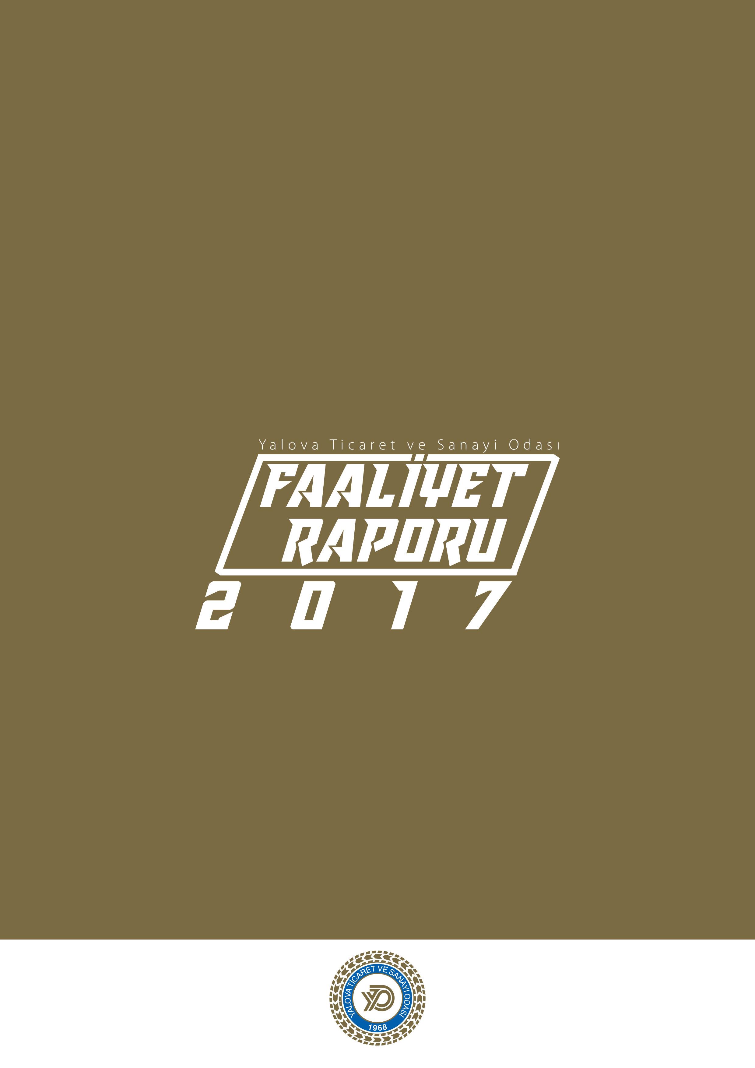 Faaliyet Raporu 2017