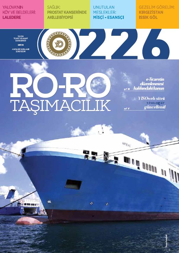 0226 Dergisi 19. Sayı
