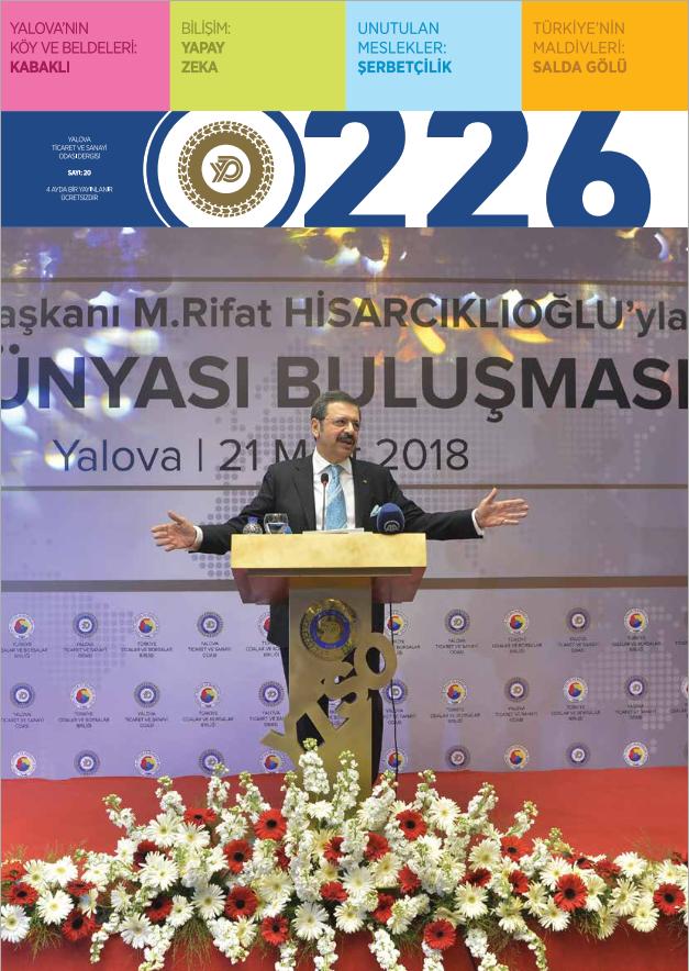 0226 DERGİSİ 20. SAYI