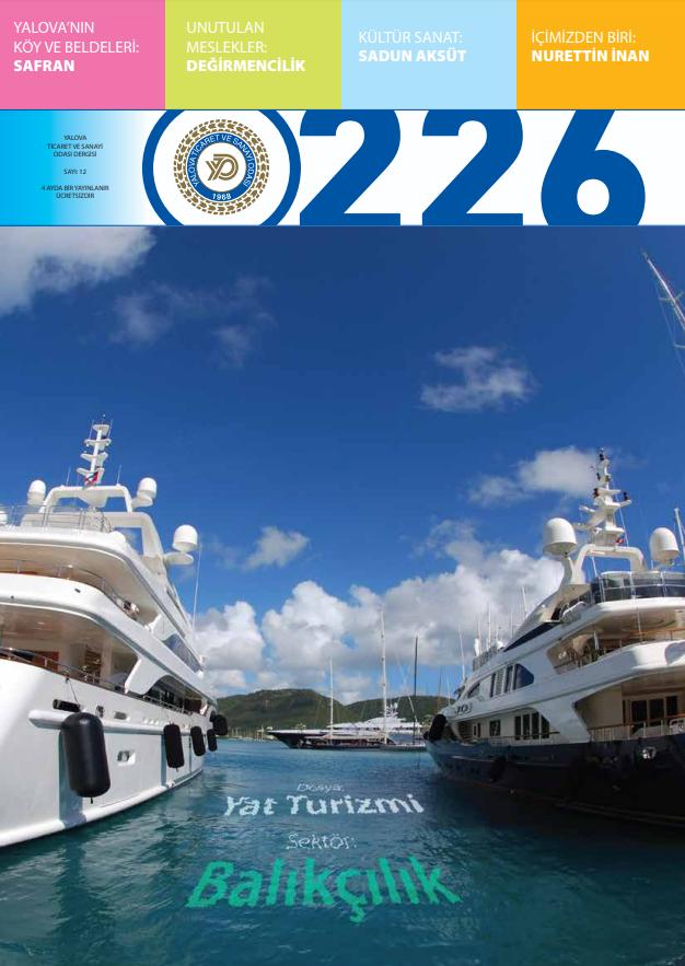 0226 Dergisi 12. Sayı