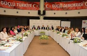 Bursa KGK ev sahipliğinde Marmara bölge toplantısı gerçekleştirildi