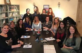 YTSO Kadın Girişimciler Kurulu icra komitesi 56. İcra toplantısını gerçekleştirdi.