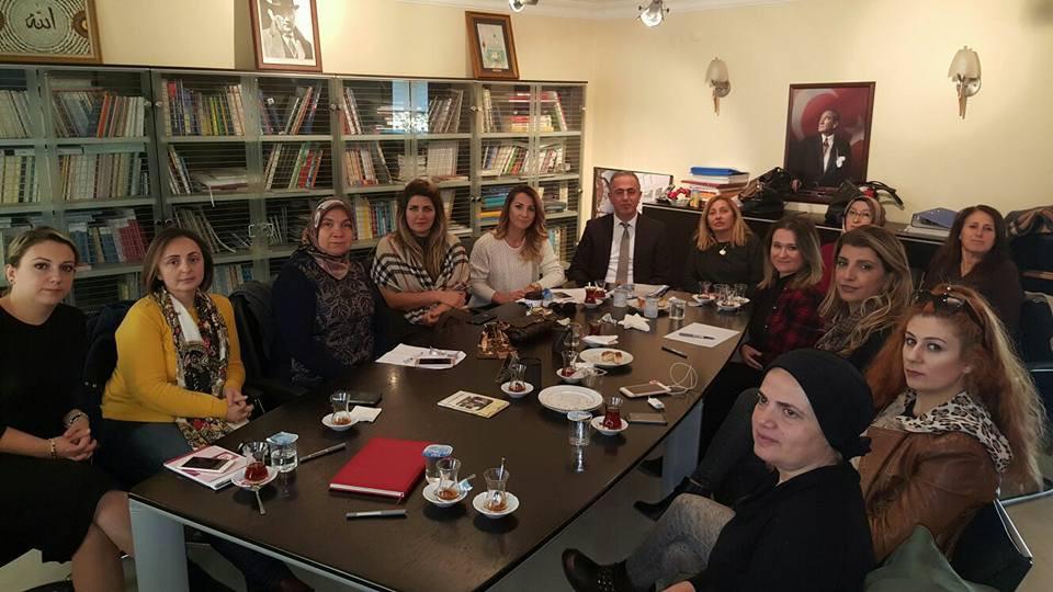 YTSO Kadın Girişimciler Kurulu 57.icra toplantısı gerçekleştirildi.