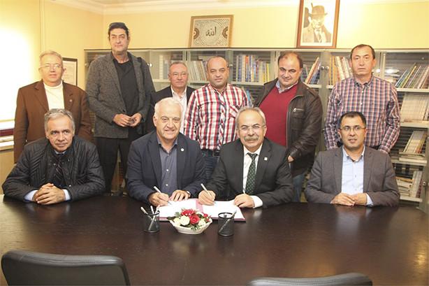 YTSO, Makine Mühendisleri Odası ile Protokol imzaladı