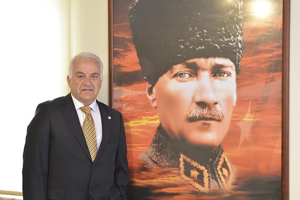 YTSO Yönetim Kurulu Başkanı Tahsin Becan'ın 10 Kasım mesajı