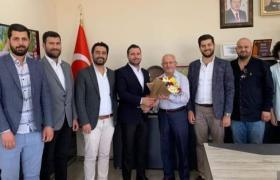 Kadıköy Belediye Başkanı Mehmet Şahin'ehayırlı olsun ziyareti gerçekleştirdik.