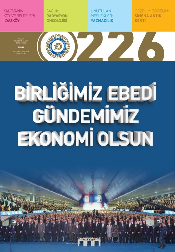 0226 DERGİSİ 22. SAYI