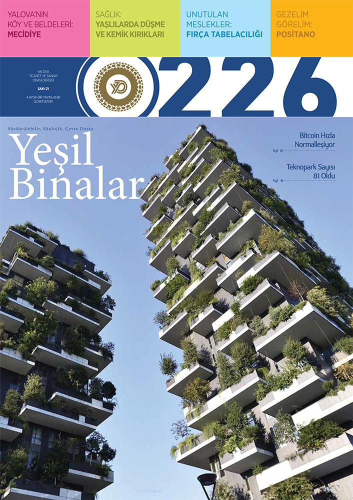 0226 DERGİSİ 21. SAYI