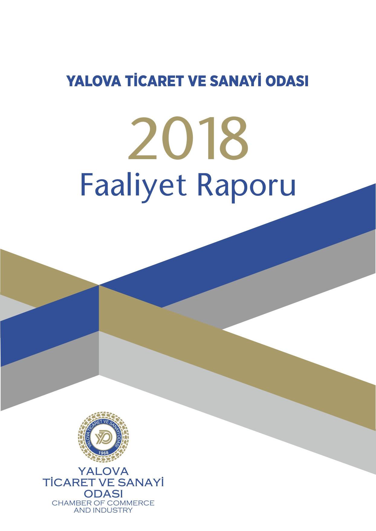 FAALİYET RAPORU 2018