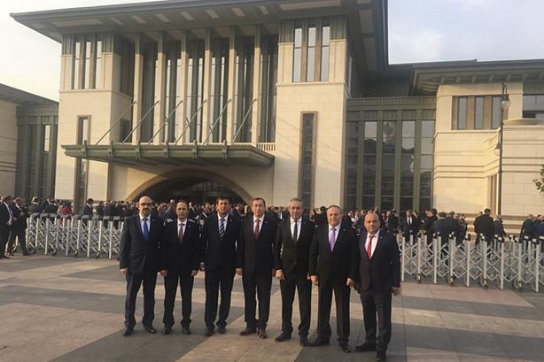 YTSO, İstihdam Şûrası ve İstihdam Seferberliği Ödül Törenine Katıldı