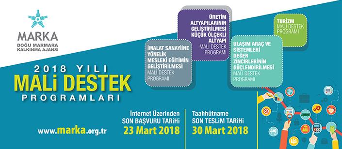 10 Ocak 2018 - 2018 yılı Mali Destek Programları hakkında Bilgilendirme Toplantısı