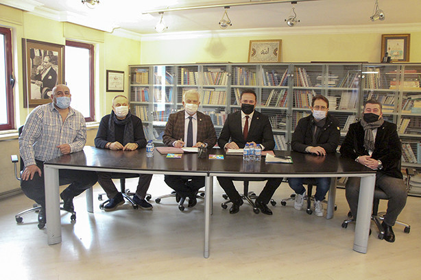 Financing protocol signed between YTSO and Şekerbank