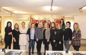 YTSO Kadın Girişimciler Kurulları Başkanlarını Seçti