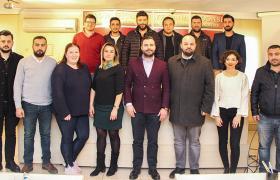 YTSO Genç Girişimciler Kurulları Başkanlarını Seçti