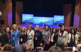 8 Mart Kadınlar Günü Paneline iştirak ettik
