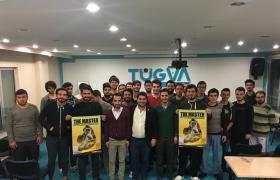 YTSO Genç Girişimciler Kurulu Bşk.Yöneticiler ve Liderler Buluşmasına katıldı