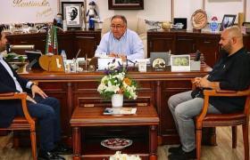 Yalova Belediye Başkanı Vefa Salman ziyaretimiz
