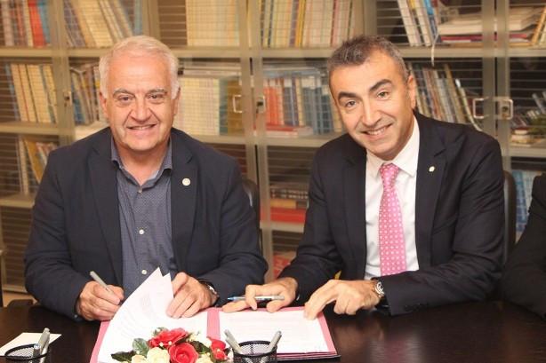 Garanti Bankası'yla, Online tahsilat anlaşması imzaladı.