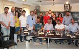 Genç Girişimciler Kurulu Yakup Bilgin Koçal'ı ağırladı